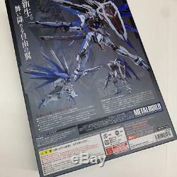 Build Figurine En Métal Liberté Gundam 2 Concept D'action Baidai Nouveau