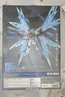 Build Metal Grève Liberté Gundam Wing De L'option Lumière Set Figure Bandai Nouveau Jp