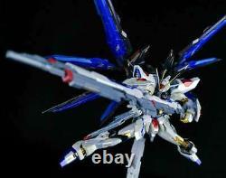 Cadre Métallique 1/100 Seed Destiny Strike Freedom Diecast Gundam Action Figure