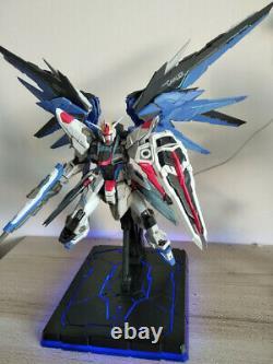 Cadre Métallique 1/100 Seed Freedom Diecast Gundam Action Figure