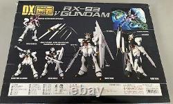 Combinaison Mobile Bandai 12 Pouces DX Rx-93 Nu V Gundam Action Figure Msia