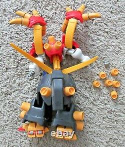 Combinaison Mobile Gundam Dark Devil Forme Finale Gundam Fighter Bandai Msia G
