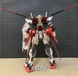 Construit Sur 12 Année Parfaite Grève Rouge Gundam Avec Sky Grasper Action Figure Modèle