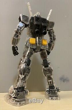 Construit Sur 12 Gundam Parfait De Qualité D'action Figure Modèle Kit Avec Clear Pièces & Armes