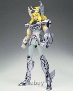 Cygnus Hyoga Saint Seiya Myth Cloth Final V3 W Plaque Métallique Gundam / Bandai