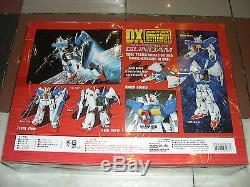 DX Msia Grand Lot Échelle Gundam Gp01fb Gp02a Nu Sazabi De 4
