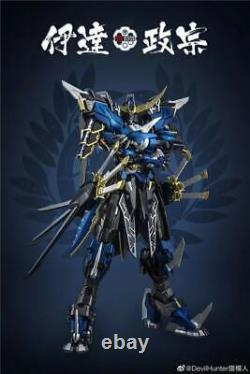 Devil Hunter Dh-01 1/100 Date Masamune Gundam Metal Build En Stock