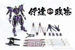 Devil Hunter Dh-01b 1/100 Date Masamune Gundam Metal Build Black Version Limitée