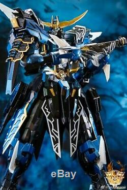 Diable Hunter Samurai Gundam Figurine En Alliage Modèle Fini Robot Jouet Kit Nouveau