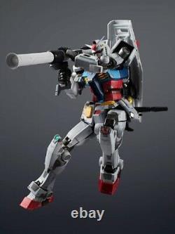 En Main Navires Bandai Chogokin Gundam Factory Yokohama Limited Rx-78f00 Tamashii