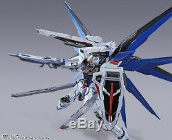 En Stock! Build Figurine En Métal Liberté Gundam 2 Concept D'action Bandai Us Vendeur