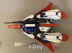 Énorme 12 Construit Parfait Année Zeta Gundam Action Figure Modèle Bandai Japon 160
