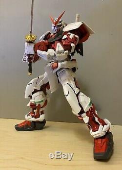 Énorme Construit Et Peint 12 Gundam Astray Action Parfaite Figure Catégorie Modèle Kit Pg