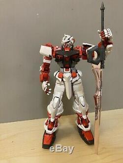 Enorme Construit Sur 12 Gundam Astray Parfait Modèle Figure D'action De Qualité Kit Pour Pieces