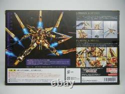 Esprits De Robot Métallique Orb-01 Akatsuki Gundam Shiranui Unité Figure Bandai