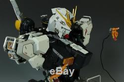 Etats-unis Bandai Formania Ex Led Mobile Suit Gundam Char Nu Gundam Buste Contre-attaque