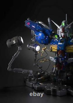 Formania Ex Mobile Suit Gundam 0083 Gp01 Full Burnern Figure Ems With Tracking New