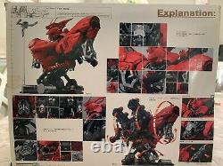Formanie Costume Mobile Gundam Char Contre-attaque Sazabi Longueur Environ 200 MM