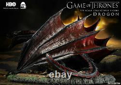Game Of Thrones Daenerys Targaryen & Drogon Dragon 1/6 Figure Trizero Sideshow