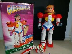 Guardian Beauty Robot Doll Figure Ko Golden She-ra Motu Gundam
