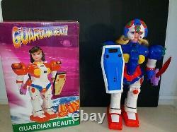 Guardian Beauty Robot Doll Figure Ko Golden She-ra Motu Gundam Bleu
