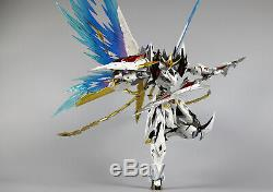 Gundam Action Figure 1/100 Cao Ren Alliage Anime Modèle Kit Toy Collection Mnq02