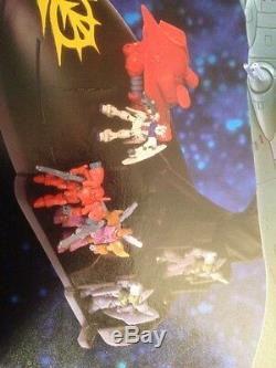 Gundam Cruiser Battleship Marleen Mobile LILI Deluxe Edition Playset