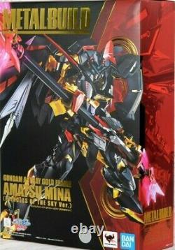 Gundam De Bâtiment De Métaux Grandes Grandes Amatsu Mina Princess De La Peau Vr