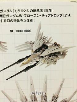 Gundam Fix Figuration Métal Composite Wing Gundam Blanche Neige Prélude Japon Ver