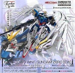 Gundam Fix Figuration Metal Composite Wing Gundam Zero Ew Ver. En Stock