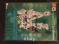 Gundam Fix Metal Gffmc #1015 Rx-0 Unicorn Gundam Final Battle Ver. Figure Jp
