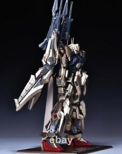 Gundam Mg Hyaku-shiki Aeug Attaque Gk Conversion Kits & Metal Platform 1/100