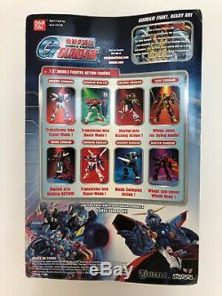 Gundam Mobile Fighter G Hyper-mode Brillant 7.5
