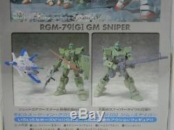 Gundam Msia Le 08 Ms Équipe Rgm-79 (g) Gm Action Sniper Figure Bandai