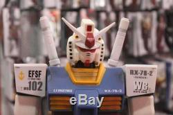 Gundam Rx-jumbo Grade 78-2 Gundam Echelle Pvc Figurine Nouveau No Box 50cm