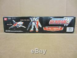 Gundam Wing Mode Mobile Suit Deluxe En Mode Oiseaux Ban Dai Action Figure Misb