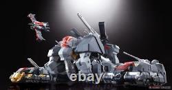 Gx-13r Dancouga Renouvellement 20e Anniversaire Robot Bandai Tamashii Soul Of Chogokin