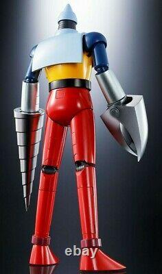 Gx-91 Getter 2 & 3 Robot D. C. Bandai Tamashii Soul Of Chogokin Dynamic Classics
