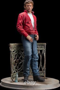 James Dean Rebel Sans Cause Ancienne & Rare Statue Infinite Sideshow 16 Échelle