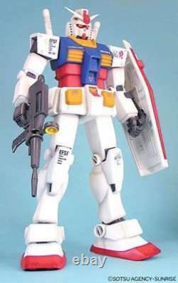 Jg Rx-78-2 Type De Marquage Gundam (complété) (mobile Suit Gundam) Bandai