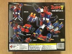 Jouets D'action Mini Série 01 Com-battler Chodenji Robo Combattler V Nouveau