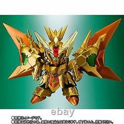Kb10 Sdx Knight Gundam Golden God Superior Kaiser Action Figure Bandai Nouveau Japon