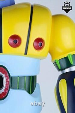 Kotetu Jeeg Robot D'acciaio Anime Color Version Jumbo Figure 60 Cm. 30 01254