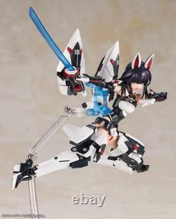 Kotobukiya Alice Gear Aegis Kaede Agatsuma 1/1 Modèle En Plastique Japon Officiel