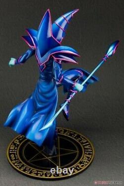 Kotobukiya Artfx J Yu-gi-oh Dark Magician 1/7 Échelle Figure Statue USA Vendeur