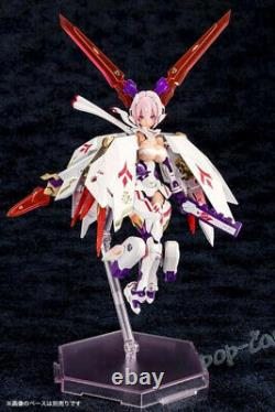 Kotobukiya Megami Dispositif Kp515 Asra Archer Neuf-tails Figure D'action Avec Avantage