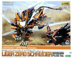 Kotobukiya Zoids Liger Zero Schneider Marking Plus Ver. 1/72 Hmm Model Kit USA