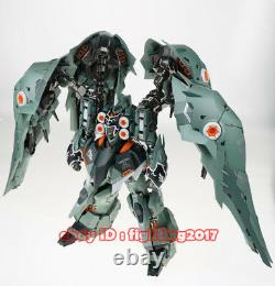 Légende De L'acier Sl-01 1/100 Nz-666 Kshatriya Gundam Jouet Diecast En Stock