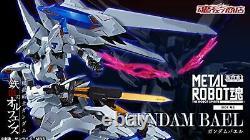 Les Esprits De Robot Métaux Side Ms Gundam Bael Personnage Jouet Japon Ver Bandai