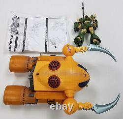 Loose Bandai Mobile Suit Gundam 0079 Zakrello + Gelgoog Figure Msia